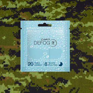 Defog It